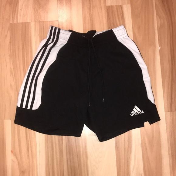 adidas shorts length